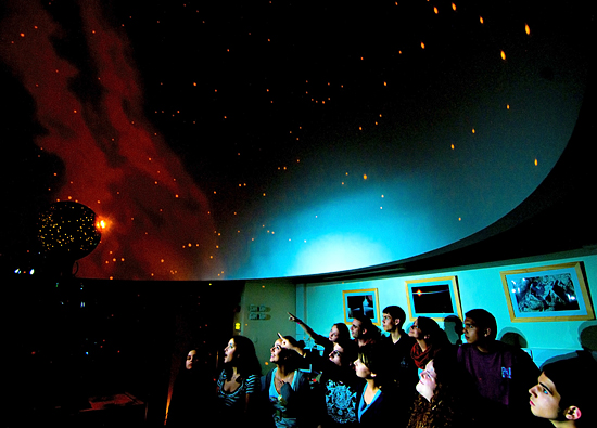 """Planetarium Revisited"" by Dani Machlis, Ben-Gurion University of the Negev."